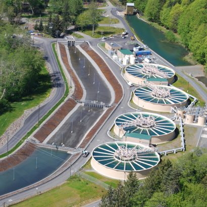 Elwha River Water Treatment Facilities