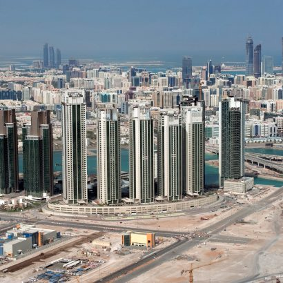 Al Reem Island Development