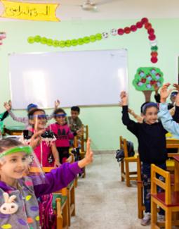 Community schools in Assiut