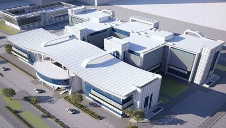 Data Centers at the New Administrative Capital