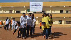 """Orascom Construction """"Adopt a School"""