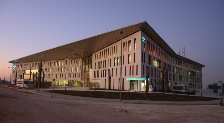 Credit Agricole Egypt (Head Office Complex)