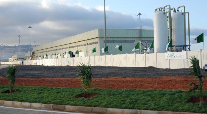 Hamma Seawater Desalination Plant