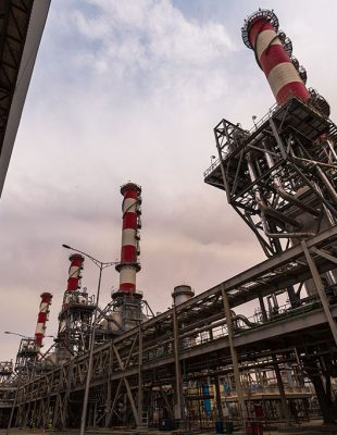 Orascom Construction Achieves a World Record in Power Generation