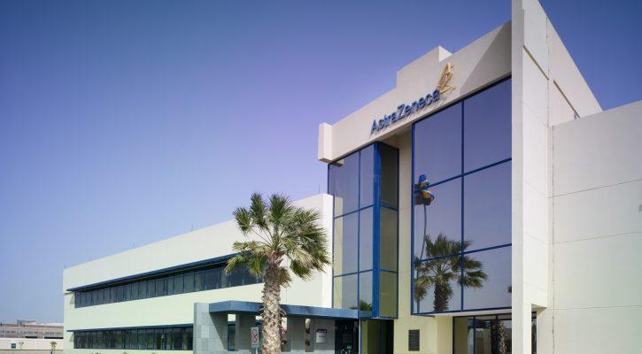 AstraZeneca Pharmaceutical Plant