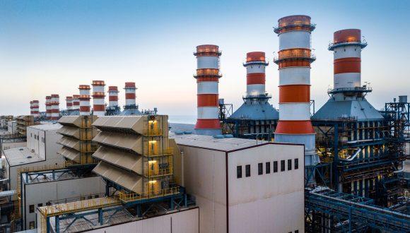 Burullus Power Plant