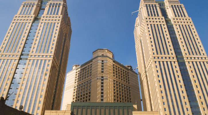 Nile City Complex