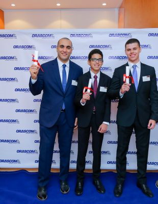 Orascom Construction Sponsors Egyptian Students to Study in USA for the 21st Consecutive Year
