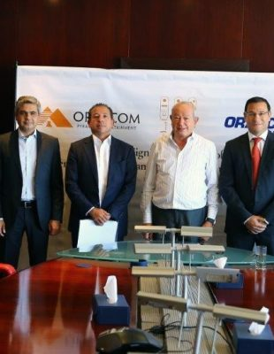 Orascom Construction Signs a Contract with Orascom Pyramids Entertainment to Renovate and Upgrade Infrastructure Facilities at the Pyramids of Giza Plateau